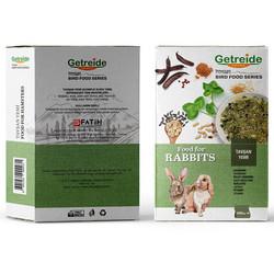 Getreide - Getreide Tavşan Yemi 500 gr