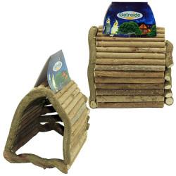 Getreide - Getreide Üçgen Çatılı Hamster Yuvası
