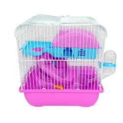 Fatih-Pet - H717 Hamster Kafesi Oyuncaklı 23x17x25 cm