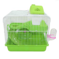 - H718 Hamster Kafesi Renkli 20x27x24 cm