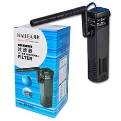 Hailea - Hailea Akvaryum İç Filtre HL-BT400 7 W 380 L/s Max:110 L