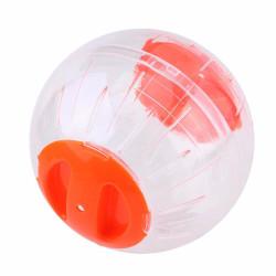 - Hamster Egzersiz Topu Turuncu 12 cm