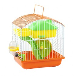 Fatih-Pet - Hamster Kafesi 22,5x17x25 cm