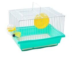 Fatih-Pet - Hamster Kafesi 30x23x21 cm