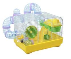 Fatih-Pet - Hamster Kafesi 33x23x24 cm