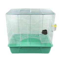 Fatih-Pet - Model: 446 Hamster Kafesi Beyaz 36x60x57,5 cm
