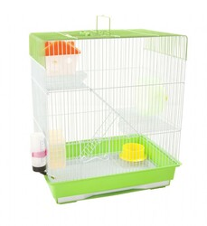 Fatih-Pet - Hamster Kafesi YD735 43x30,5x48,5 cm