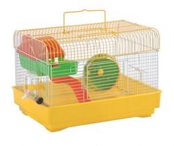 Fatih-Pet - Hamster Kafesi YDB232 33x23x23 cm