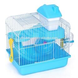 Fatih-Pet - DM106 Hamster Kafesi Yuvalı 29x21x30cm