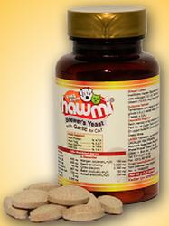 Hawmi - Hawmi Brewers Plus Kediler için Çinko Biotin ve Omega3 Desteği