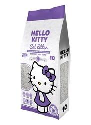 Hello Kitty - Hello Kitty 10lt Lavanta Kokulu Bentonit Kedi Kumu