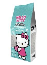 Hello Kitty - Hello Kitty 10lt Marsilya Sabunu Kokulu Bentonit Kedi Kumu