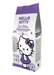 Hello Kitty - Hello Kitty 5lt Lavanta Kokulu Bentonit Kedi Kumu