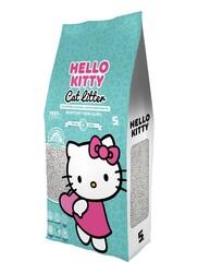 Hello Kitty - Hello Kitty 5lt Marsilya Sabunu Kokulu Bentonit Kedi Kumu