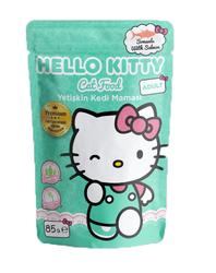 Hello Kitty - Hello Kitty Somonlu Yetişkin Kedi Maması 85gr