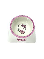 Hello Kitty - Hello Kitty Tekli Melamin Mama Su Kabı