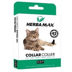 Fatih-Pet - Herba Max Kedi Pire Tasması 42 cm