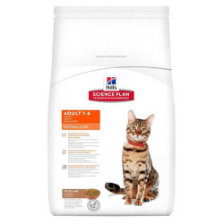 Hills - Hills Adult 1-6 Optimal Care Lamb - Kuzulu Yetişkin Kedi Maması 400g