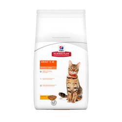 Hills - Hills Adult 1-6 Optimal Care Tavuklu Yetişkin Kedi Maması 5 Kg