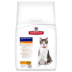 Hills - Hills Mature Adult 7+ Light Tavuklu Olgun Yetişkin Kedi Maması 1,5 Kg