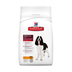 Hills - Hills Science Adult 1-6 Medium Adv. Fit. Tavuklu Köpek Maması 12 Kg