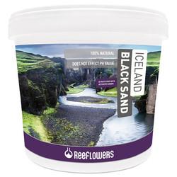 Reeflowers - Iceland Black Sand 1-2 mm/7 Kg