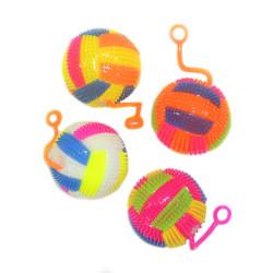 Fatih-Pet - Işıklı Voleybol Topu Oyuncak No:56