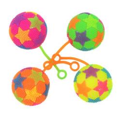 Fatih-Pet - Işıklı Yıldız Top Oyuncak No:53