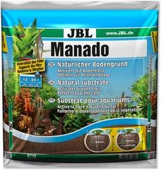 JBL - JBL Manado Dark Akvaryum Bitki Kumu 10 L