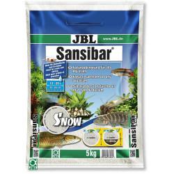 JBL - JBL Sansibar Snow - Akvaryum Kumu Kar Beyazı 5 Kg