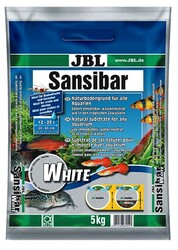 JBL - JBL Sansibar White 0,1-0,4 mm Akvaryum Kumu Beyaz 10Kg