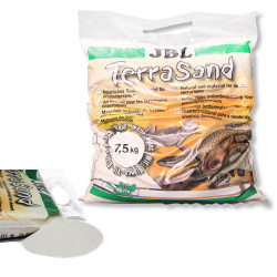 JBL - JBL TerraSand White - Teraryum Kumu Beyaz 5L/7,5 Kg