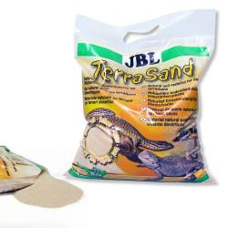 JBL - JBL TerraSand Yellow - Teraryum Kumu Sarı 5L/7,5 Kg