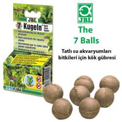 JBL - JBL The 7 Balls Akvaryum Bitki Kök Gübresi Topu