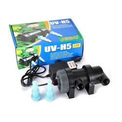 Jebo - Jebo Uv Akvaryum Filtresi UV-H5 5W