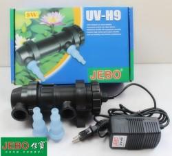 Jebo - Jebo Uv Akvaryum Filtresi UV-H9 9W