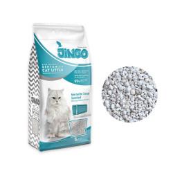 Jingo - Jingo Marsilya Sabun Kokulu Bentonit Kedi Kumu Kalın Taneli 5 L