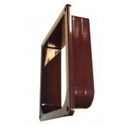 Karlie - Karlie 4 Yön Kilitli Kedi Kapısı 19,2x20cm Kahverengi