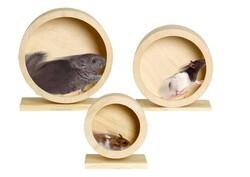 Karlie - Karlie Ahşap Hamster Tekeri 20cm