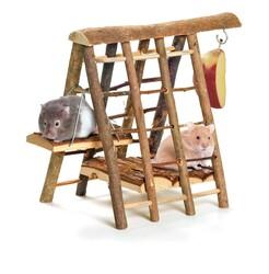 Karlie - Karlie Ahşap Hamster Tırmanma 29x19x23cm