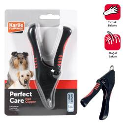 Karlie - Karlie Giyoti Tırnak Makası 14 cm Siyah-Kırmızı