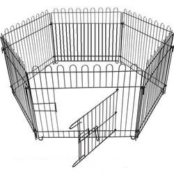 Fatih-Pet - Kedi Köpek Çiti Altıgen 65x75cm