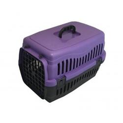 Apco - Kedi & Köpek Taşıma Kafesi Pati Desenli (S)
