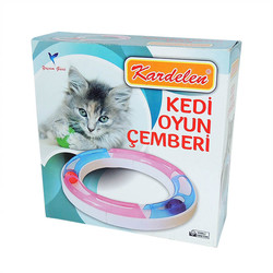 Kedi Oyun Çemberi - Thumbnail