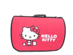 Hello Kitty - Kedi Taşıma Çantası Büyük Boy Hello Kitty Kırmızı