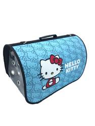 Hello Kitty - Kedi Taşıma Çantası Büyük Boy Hello Kitty Turkuaz