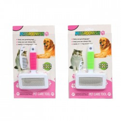 Fatih-Pet - Kedi&Köpek Fosforlu Yumuşak Uçlu Fırça 10 cm