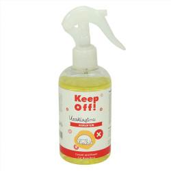 Pet Love - Keep Off! İç Mekan Kedi Uzaklaştırıcı Sprey 250 ml