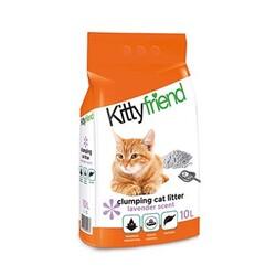 Sanicat - Kitty Friend Lavanta Topak 10lt Kedi Kumu