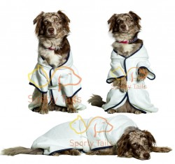 Fatih-Pet - Köpek Bornozu XS